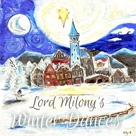 Cover zu Lord Milonys Wintertänzen