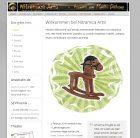 Typografie der Niarts-Webseiten überarbeitet