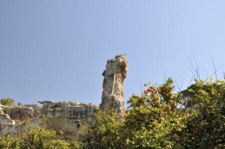 Die Latomien des Paradieses - einst höllischer Steinbruch, heute ein himmlischer Paradiesgarten (Foto: Martin Dühning)