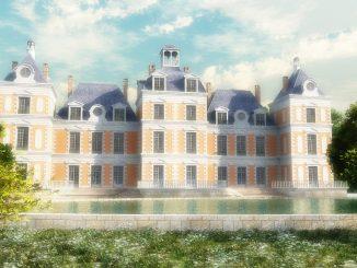Tims Schloss in Westland (Vereinigte Provinzen von Süd-Ninda, Archivbild)