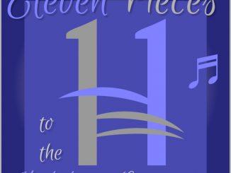 """Albumcover zu """"Eleven Pieces to the Hochrhein-Gymnasium"""" (2002-2003)."""