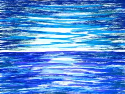 Die ersten rein digitalen Niarts-Gemälde entstanden Anfang 1995 im PCX-Format. Damals waren 400 x 300 Pixel mit 8-Bit-Farbe noch gigantisch und selbst eine solche Strichgrafik ein Mauskunstwerk.