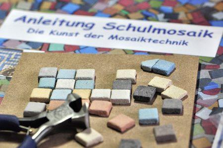 """Bausatz """"Schulmosaik"""" für den Unterricht"""