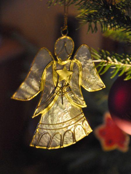 Weihnachtsengel (Foto: Martin Dühning)