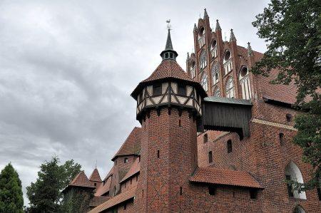 Die Marienburg weist eine Vielzahl eindrücklicher Formen auf (Foto: Martin Dühning)