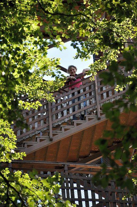 Vom Turm blickend (Foto: Martin Dühning)