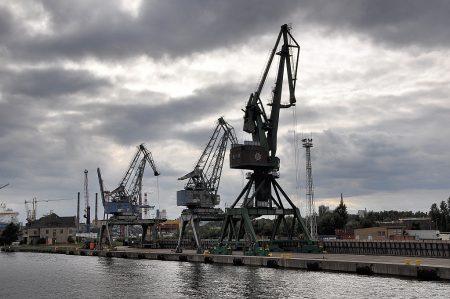 Werften von Danzig (Foto: Martin Dühning)