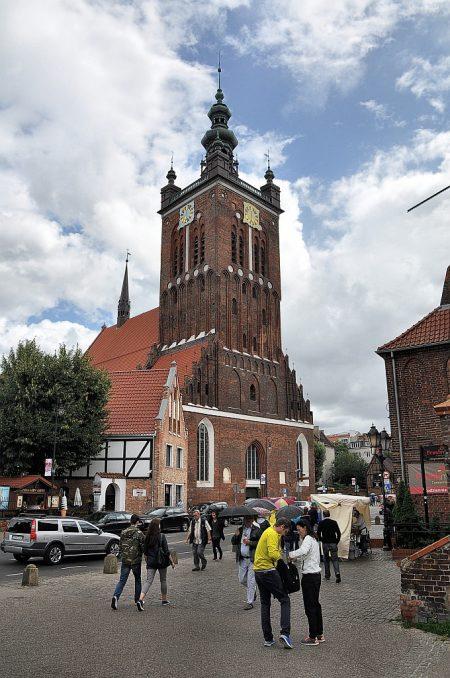 Katharinenkirche in Danzig (Foto: Martin Dühning)