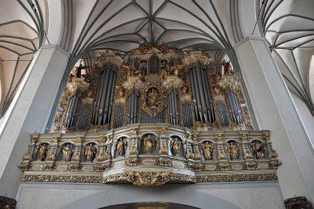 Orgelanlage der Kirche St. Nikolai (Foto: Martin Dühning)