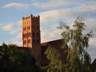 Die Marienburg im Abendlicht (Foto: Martin Dühning)
