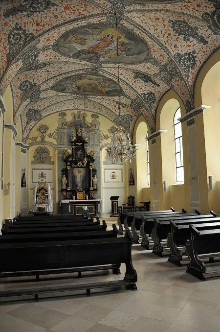 Eine weitere Seitenkapelle der Kathedrale von Oliva (Foto: Martin Dühning)