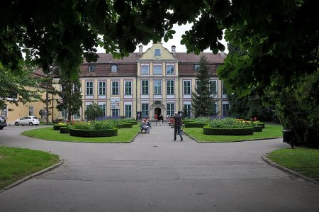 Im Schlosspark von Oliva (Foto: Martin Dühning)