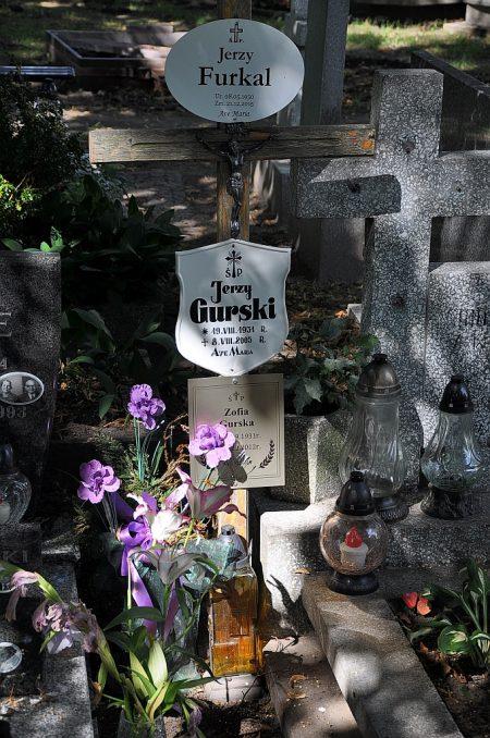Grab eines vielleicht entfernten Verwandten (Foto: Martin Dühning)