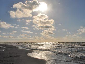 Noch mehr Meer, Sonne und Strand... (Foto: Martin Dühning)
