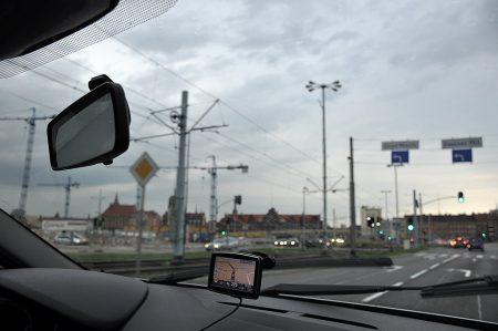 Rückweg auf der Schnellstraße Richtung Danzig (Foto: Martin Dühning)