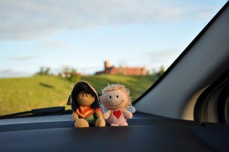 Die riesige Marienburg liegt hinter uns: Nun gehts wieder ab nachhause, nach Danzig (Foto: Martin Dühning)