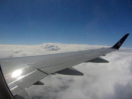 Regenwolken über Deutschland (Foto: Martin Dühning)