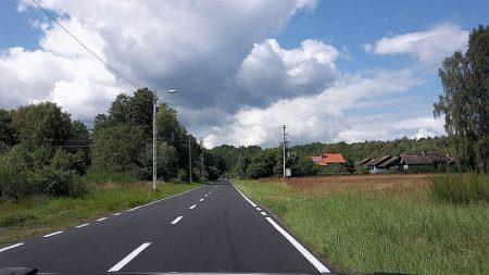 Auf dem Weg nach Deutschland (Foto: Martin Dühning)