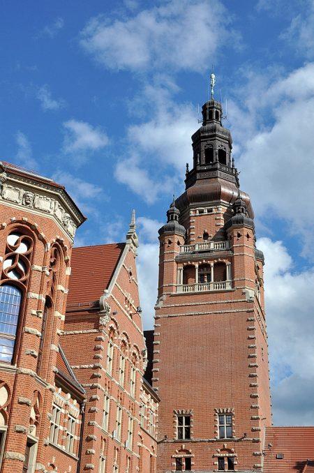 Universitätsgebäude (Foto: Martin Dühning)