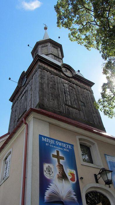 Kirche von Trzebiezy (Foto: Martin Dühning)