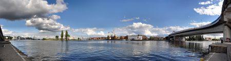 Hafenpromenade in Stettin (Foto: Martin Dühning)