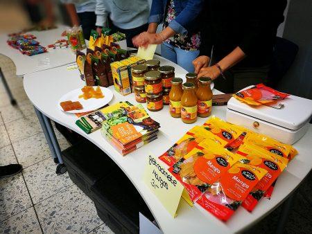 Faire Mangoprodukte aus dem Preda-Projekt (Foto: Martin Dühning)