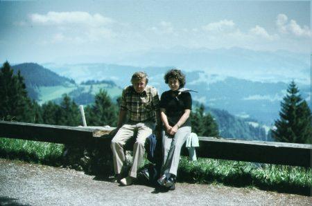 Peter und Ursula Dühning in den 1970er Jahren