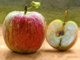 Magischer Apfel