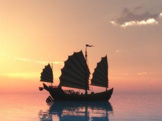 Das Niarts-Schiffchen fährt voran ins Jahr 2018... (Grafik: Martin Dühning)