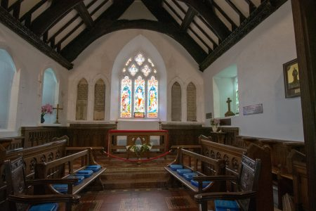 Saint Tudno's Church (Foto: Martin Dühning)