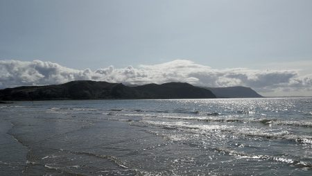 Blick auf die Berge von Conwy (Foto: Martin Dühning)