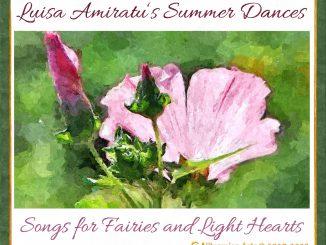 Luisa Amiratu's Summer Dances (Grafik: Martin Dühning)