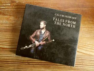 """Das Album """"Tales from the North"""" von Calum Stewart (Cover)"""