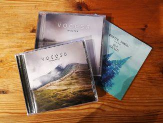 Drei winterliche Alben mit choraler Musik (Foto: Martin Dühning)