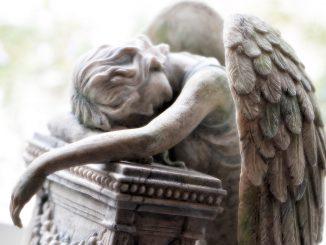 Schlafender Engel (Foto: Martin Dühning)