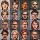 Virtuelle Charaktere erschaffen