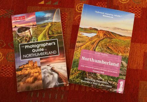 Lektüre für Northumberland-Träume (Foto: Martin Dühning)