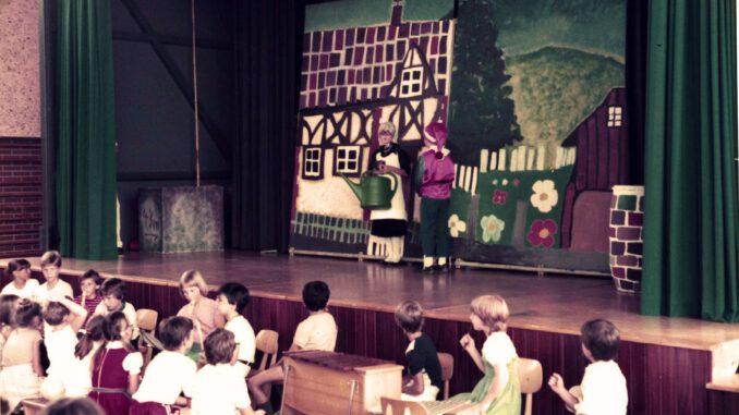 Fitzliputz auf der Bühne in Oberlauchringen (Foto: unbekannt)