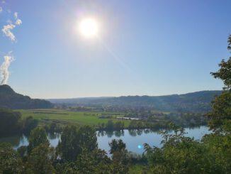 Septembersonne in Waldshut (Foto: Martin Dühning)