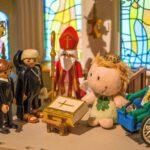 Historisches Evangeliar in Gezeitenzitadelle eingetroffen